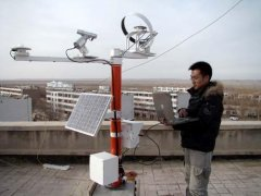 利用太阳能供电,轻松实现无线网桥远