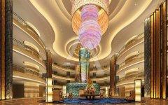五星级大酒店 无线WIFi五级覆盖设计!