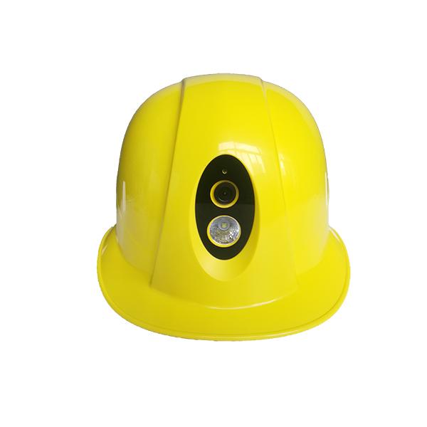 4G单兵智能头盔