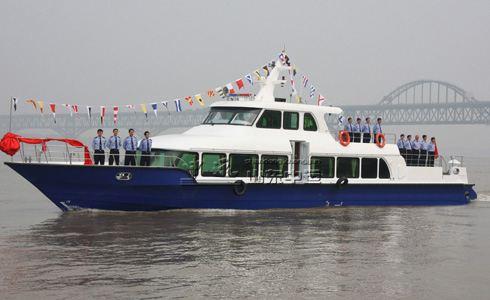 海上20公里移动视频无线传输测试圆满成
