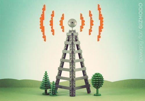 干货知识,无线通信频率分配表