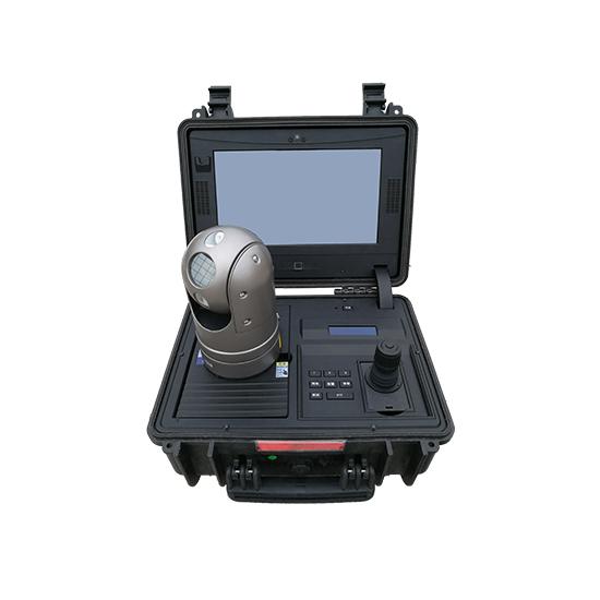 手提箱式4G无线视频指挥终端