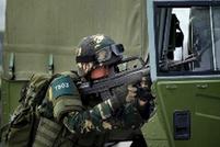 4G便携单兵武警消防无线远程视频监控指