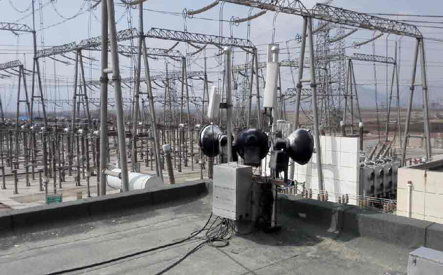 电力系统在线监测系统-无线传输实施方案