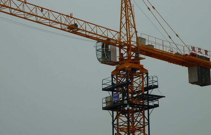 河北某建筑工地数字无线传输方案