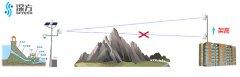 无线网桥传输时遇到阻挡怎么办?