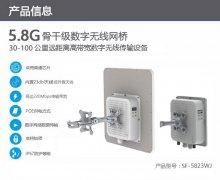 5G时代即将到来 更强大的无线网桥将占
