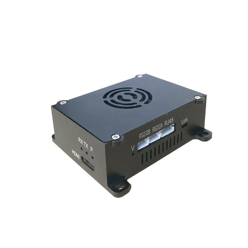 无人机专用图数一体无线传输设备