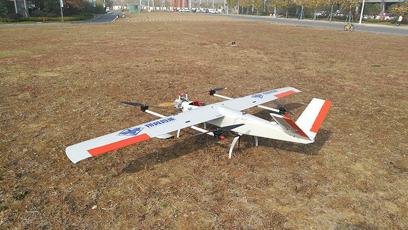 我公司图数一体无线传输设备无人机成