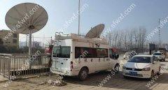 安徽某广电部门无线传输设备成功验收