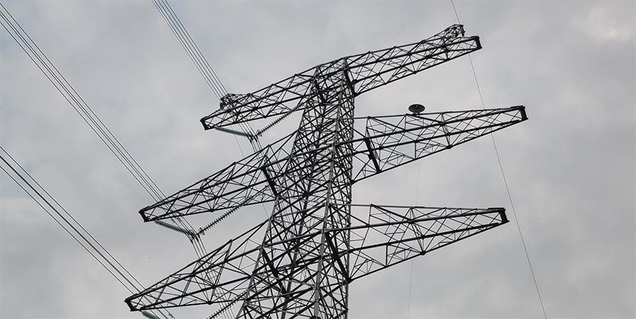 湖南某高压输电线路远距离无线设备传输应用