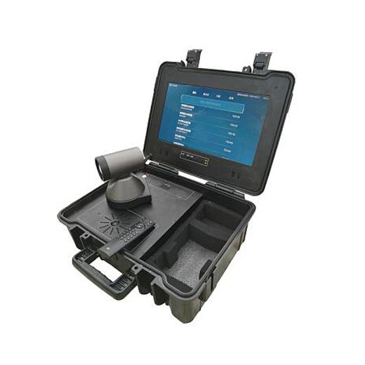 可定制-便携式无线视频会议布控箱