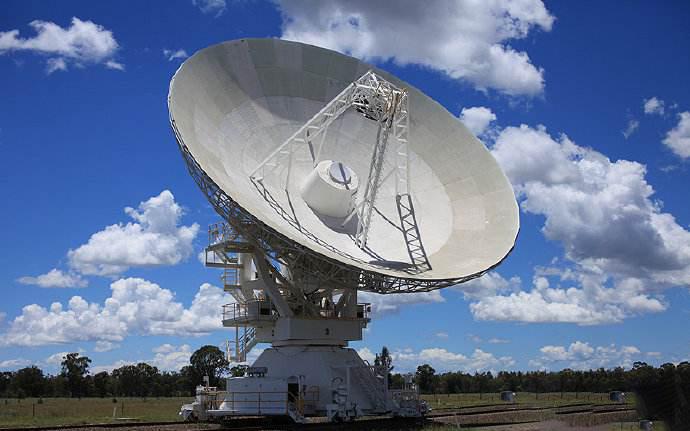 卫星通讯使用高频率简要解析
