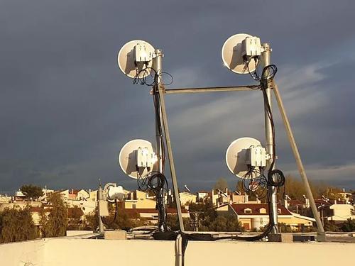 5G无线回传突破100Gbps.又一个里程碑!