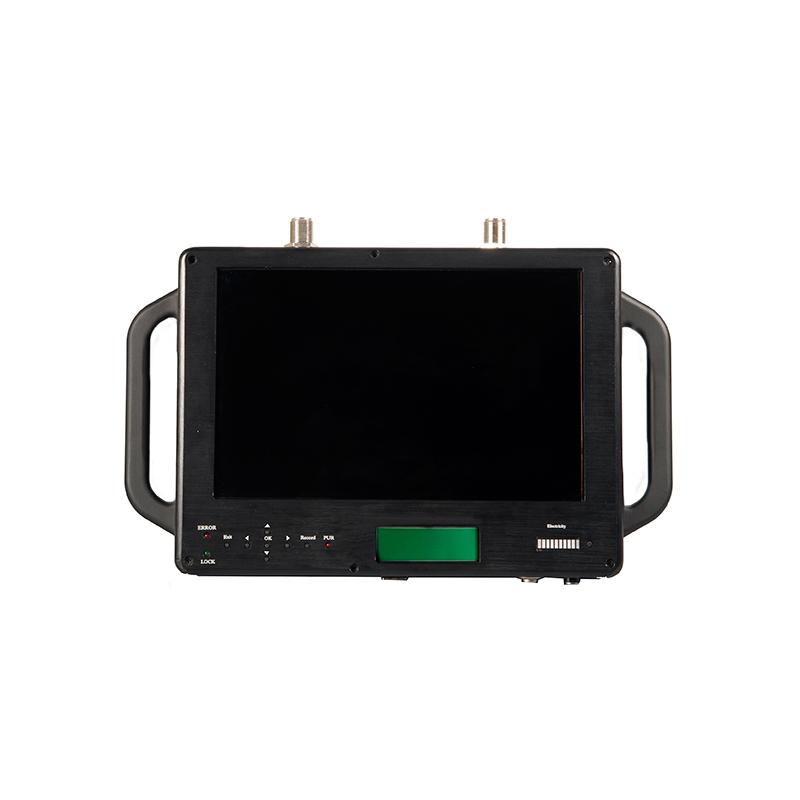 手持式COFDM移动视频接收机