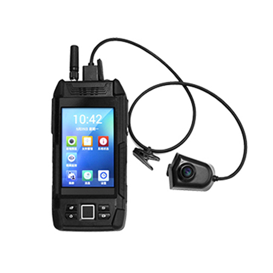 手持式无线4G单兵设备