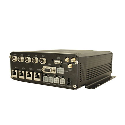 SF-4004M-AI智能高清车载硬盘录像机
