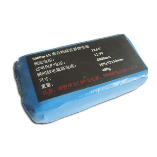 高性能专用锂电池