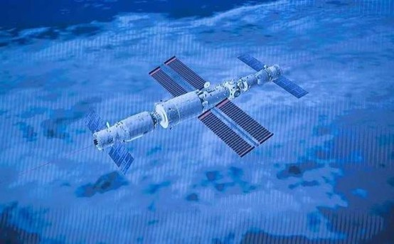 空间站是如何实现无线通讯的?